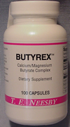 Butyrex has been shown to increase the effectiveness of Artemix in combating canine and human cancer
