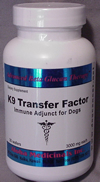 K9 Transfer Factor to help your Dog fight Cancer